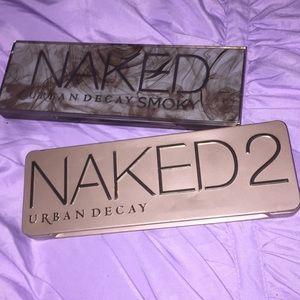 Brand new naked palettes
